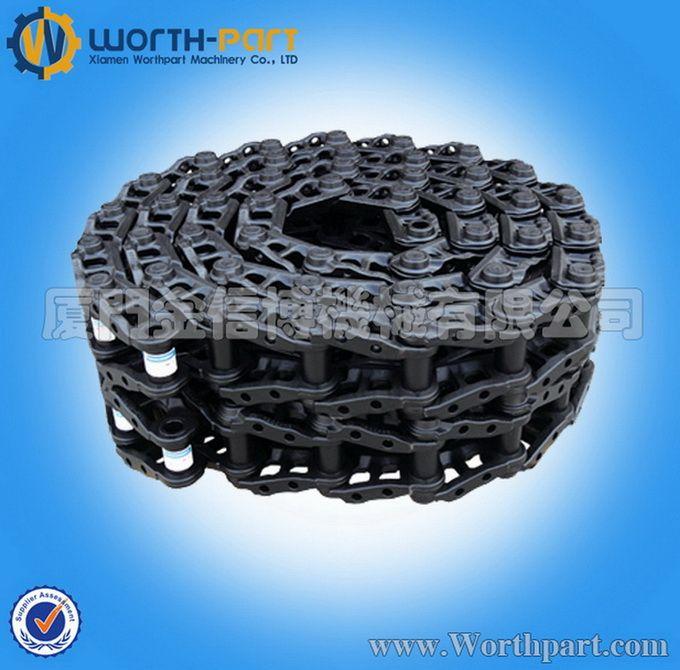 track roller, carrier roller, sprockets, front idler, track link