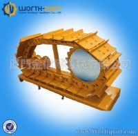 Komatsu track group for bulldozer parts