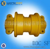 Caterpillar Track Roller D3C  for Bulldozer Undercarriage Parts