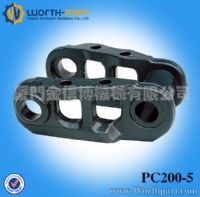 PC200-5 track link assembly