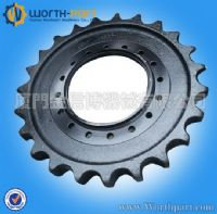 JS220 track sprocket wheel
